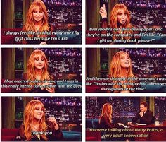 this is why everyone loves her.