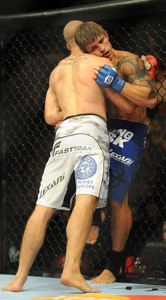 Nothing at all homoerotic about MMA.  Nothing.
