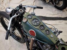 Karuga Shoten custom Japan