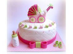 Baby Shower Pasta Ve Şekerlemeleri