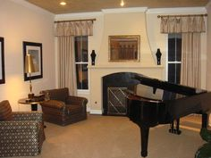 Baby Grand Pianos Grand Pianos And Small Living Rooms On Pinterest