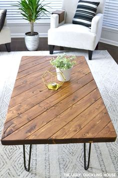 242 Best Coffee Table Diy Inspiration Images