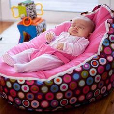 I want a baby bean bag! For my new lil Bebe! My Baby Girl, Our Baby, Baby Girls, Cute Kids, Cute Babies, Diy Bebe, Everything Baby, Baby Time, Beautiful Babies