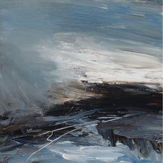Coast Lines II, Erin Ward. English Painter.