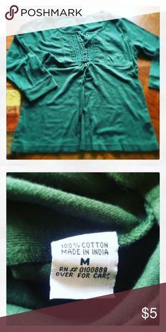 Karen Hart Shirt Green shirt, size M Karen Hart Tops