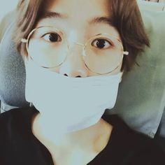 BaekHyun. (@baekhyunee_exo) • Instagram photos and videos ❤ liked on Polyvore featuring exo and baekhyun
