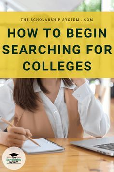 If your student is preparing to dive into their college search, here are some steps for them to follow. High School Writing Prompts, College Admission Essay, College Search, College Planning, In High School, Teacher Resources, Student, Education, Tips