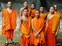 As you may know, in Buddhist countries, young men and women become monks for several years in their mid to late teens. Description from dangerouscreation.com. I searched for this on bing.com/images