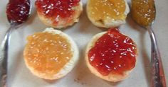 Mermeladas dietética de durazno y frutilla (dos recetas) Receta de graciela martinez - Cookpad Marmalade, Caviar, Jelly, Fish, Meat, Breakfast, Recipes, Instagram, Chutneys