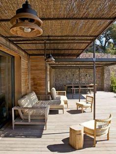aménagement extérieur, aménager un extérieur coquet et commode