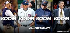 BOOM! It's always great to be an Auburn Tiger, but WOW. #AllforAuburn