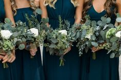 Shade Garden Flowers And Decor Ideas Enchanted Florist Classic Green And White Lush Real Wedding At Graystone Quarry - Alyssa Joy Photography White Wedding Flowers Nashville Wedding Green Wedding, Floral Wedding, Wedding Colors, Wedding Day, Green And White Wedding Flowers, Flowers For Navy Wedding, Classic Wedding Flowers, Wedding Reception, Wedding Rings