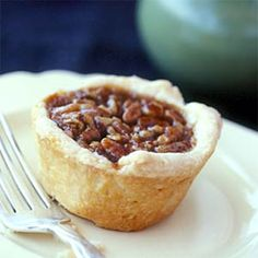 Pecan Tarts.  Not sure if this is truly a Hungarian pastry, but my Grandma and Mom made them every Christmas.
