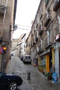 Toledo, España. Marzo 2012.