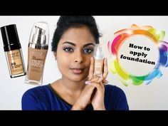 How To Apply Foundation To Get A Flawless Face