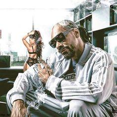 Snoop Dogg (Artwork)