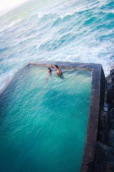 Portugal, Madeira #piscinas #pools