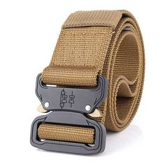SWAT Combat Military Equipment Tactical Belt Men Nylon Metal Buckle Knock Off Belts US Army Soldier Carry Waist Belt Price history.