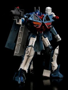 Dark of the Moon Ultra Magnus | Flickr - Photo Sharing!