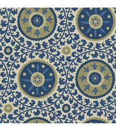 Outdoor Fabric- Pklifestyles - Susani Sunset IndigoOutdoor Fabric- Pklifestyles - Susani Sunset Indigo,  mudroom bench