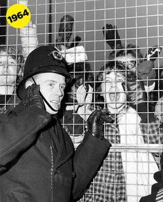 Beatles Fans,1964.