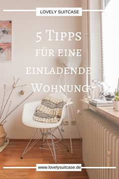 So wirkt deine Wohnung besonders einladend With these tips, your apartment will be particularly inviting for guests. Small interior tricks, with great effect. Room Interior, Interior Design Living Room, Interior Decorating, Home Renovation, Home Remodeling, My Living Room, Living Room Decor, Home Decor Trends, Diy Home Decor