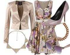 Retro jurkje met een moderne twist. Voor een bruiloft, feestje of mijn eigen bruisende verjaardagsfeest.