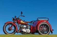 1936 Indian Dispatch-Tow