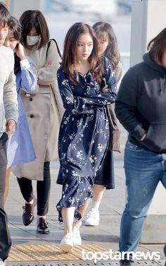 [HD포토] 레드벨벳(Red Velvet) 아이린 '괜히 나온 것 같다는 표정'  #레드벨벳 #Red Velvet #아이린 #인천국제공항