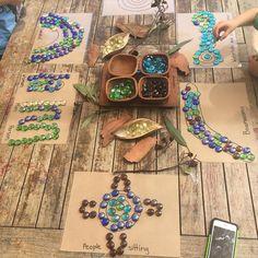 native uses of sunflower provocations kindergarten