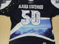 Alaska Statehood Night 2009 (back)