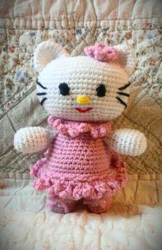Purple Kitty ? Amigurumi!! ? Community Board Pinterest ...