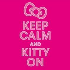 hello kitty, meow by brigitte