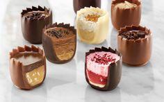 Chocolats - Parfait Collection - Limited Edition Parfait Chocolats - Fraise - Godiva