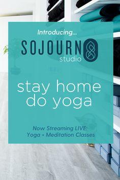 Now Streaming: LIVE yoga and meditation classes online. Join us for meditation, yin yoga, vinyasa, yinyasa, breathwork and more! Online Meditation, Guided Meditation, Yoga Now, Exposure Therapy, Online Yoga Classes, Virtual Class, Yoga Nidra, Teacher Favorite Things, Yin Yoga