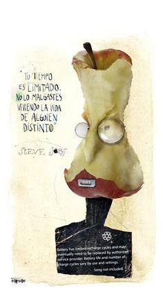 Steve Jobs. Pablo Bernasconi