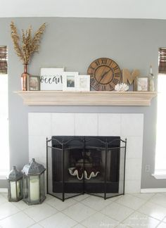diy-mantel-update-with-crown-molding-14