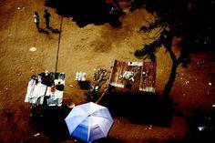 © Kiripi Katembo Courtesy Galerie MAGNIN-A, Paris Blog Art, Contemporary African Art, Matte Painting, Contemporary Photography, Paris, Street Photo, Rue, Les Oeuvres, Colours