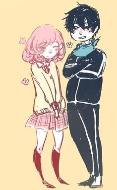 dream a little longer, Couples!! koufuku and Yato Ankyrea