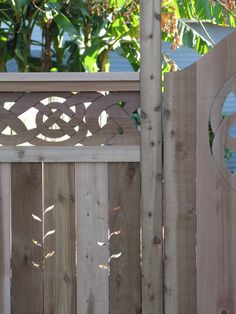 17 inspired garden gates for a beautiful backyard celtic knots
