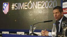 El Cholo Simeone tiene decidido abandonar el Atlético de Madrid en junio de 2018