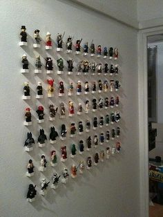 We need to do this with all of carter's mini figs...