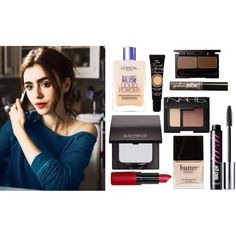 Very Easy Makeup (Pretty Clary Fray/Lily Collins)