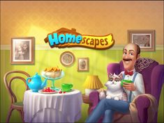 Homescapes 0.7.0.900 Mod (Unlimited Coins) Latest Hack free Download on android