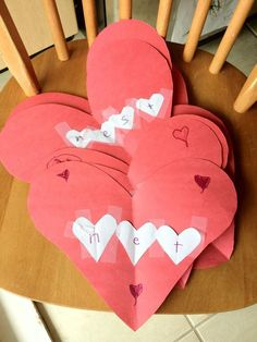 Valentines Day Spelling Activity
