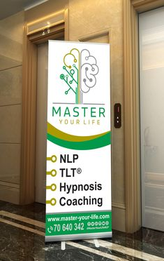 Master Your Life Logo / Rollup