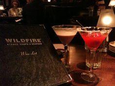 Martinis @ Wildfire Schaumburg