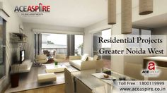 Smart #interior spaces and #luxurious amenities are perfect abodes for an exquisite #lifestyle. Located at the heart of the #GreaterNoidaWest, these premium #flats at #AceAspire enjoy proximity to all landmarks and utility centers. See more @ http://acegroupindia.com/real-estate-projects-in-delhi-ncr.html  #AceGroup #AceAspire #Apartments #Flat #RealEstate #NCRProperty