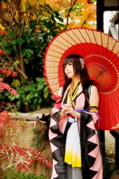 Yukimura Chizuru   Hakuouki Bakumatsu Musouroku #cosplay #game