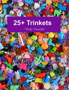 SMALL TRINKETS for I spy bags I spy bottles sensory bins games teaching toys tiny toys small toys No Duplicates! Sensory Bottles, Sensory Bins, Sensory Play, Spy Party, Party Games, I Spy Games, Montessori, Crafts For Kids, Diy Crafts